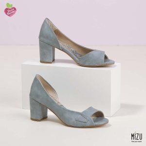 בלעדי לאתר - דגם ליליאן: נעליים בצבע ג'ינס