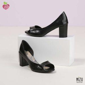 בלעדי לאתר - דגם ליליאן: נעליים בצבע שחור