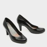 דגם קלאס: נעלי סירה בצבע שחור
