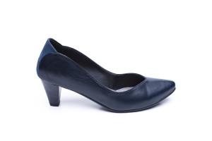 176100 - דגם ז'ולי בצבע כחול כהה