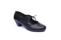 בלעדי לאתר: 173708 - נעליים ג'יזל בצבע חום