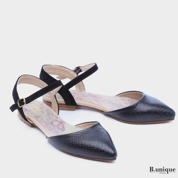 171515 - נעליים גלנדייל בצבע שחור