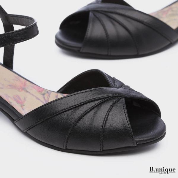 173068 - סנדלים אספרנס בצבע שחור