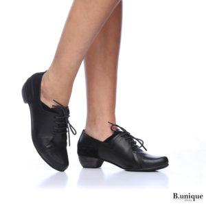 173553 - נעליים בקי בצבע שחור