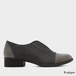 בלעדי לאתר: נעליים מדגם ג'יזל בצבע שחור