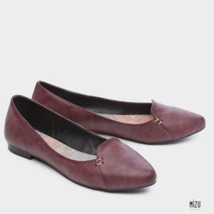 471061 - נעלי סירה  ליווינגסטון בצבע בורדו