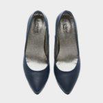 2387 - נעליים אפי בצבע קוניאק