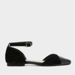 171517 - נעליים פרימונט בצבע שחור