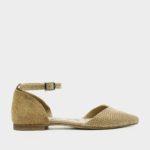 171517 - נעליים פרימונט בצבע קאמל