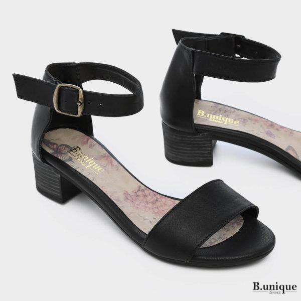 174033 - סנדלים טרינידד בצבע שחור