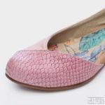 בלעדי לאתר: 273035 - נעליים פיג'י בצבע ורוד