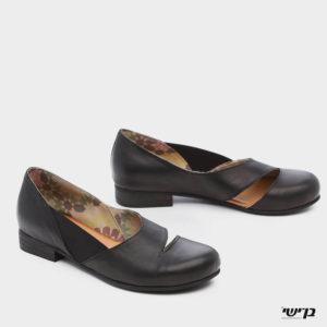 372542 - נעליים סרנקוט בצבע שחור