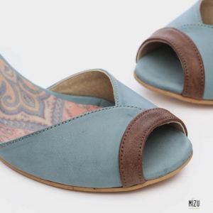 475050 - סנדלים אלכסנדריה בצבע ג'ינס