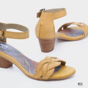 475052 - סנדלים גיזה בצבע צהוב