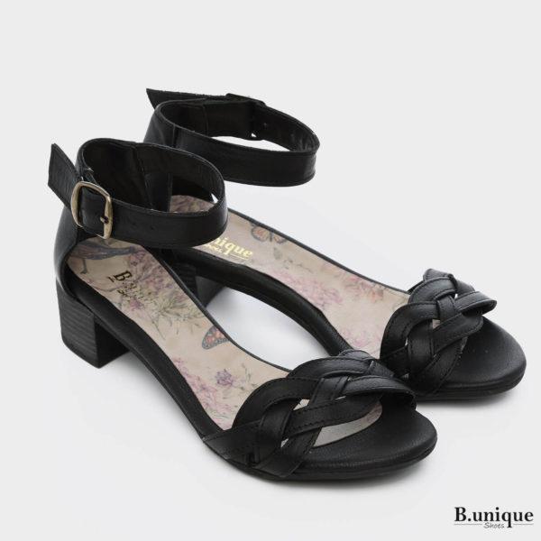 174031 - סנדלי הוואנה בצבע שחור