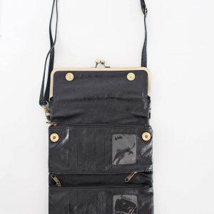 תיק מריל בצבע שחור