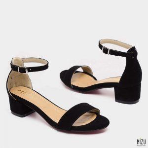 474109 - סנדלי ריובמבה בצבע שחור