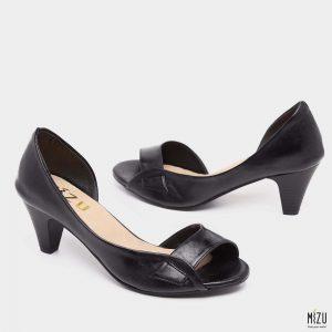 476067 - סנדלי לורטו בצבע שחור