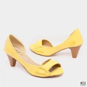 476067 - סנדלי לורטו בצבע צהוב