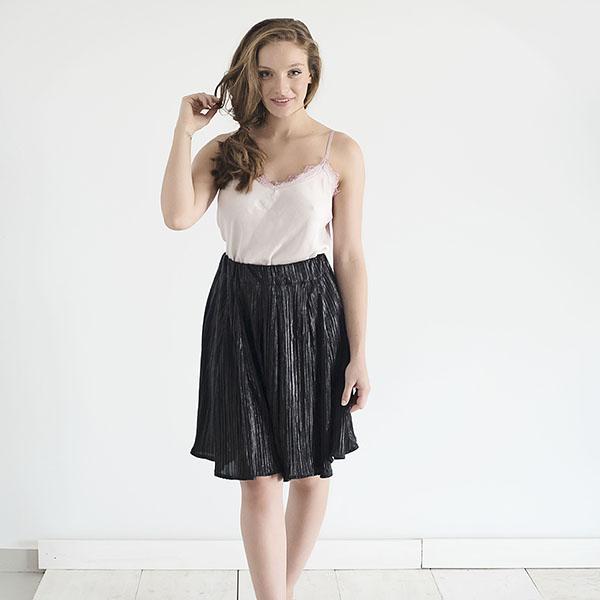 חצאית אשטון – פליסה