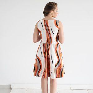 שמלת רן – סבנטיז