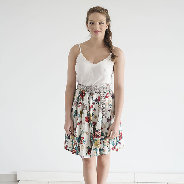 חצאית ריזורט – קאן