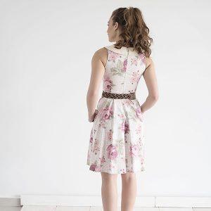 שמלת שיין – שושנים