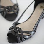 3917 - סנדלי ביילי בצבע שחור