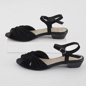 2905 - סנדלי גרייס בצבע שחור