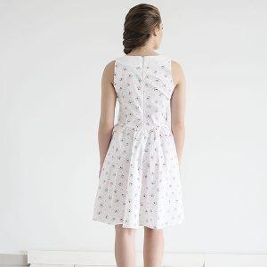 שמלת שיין – פרחונית