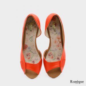 174011 - סנדלים טוקיו בצבע אדום