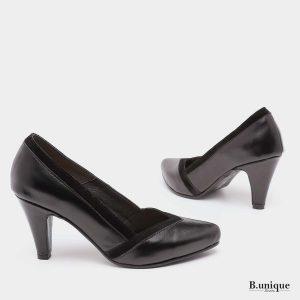דגם דיאנה נעלי עקב בצבע שחור