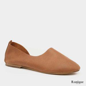 דגם סרינה נעליים בצבע קאמל