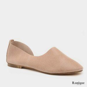 דגם סרינה: נעליים בצבע טאופ