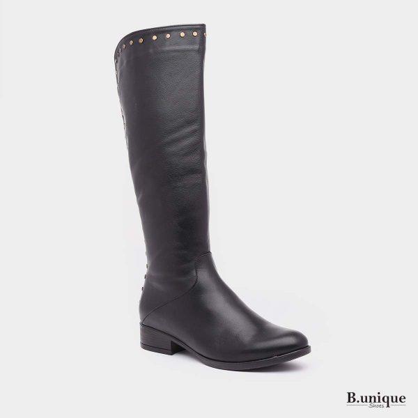 דגם קלאודיה: מגפיים בצבע שחור