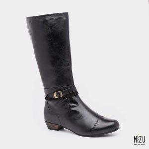 דגם מריאנה: מגפיים בצבע שחור