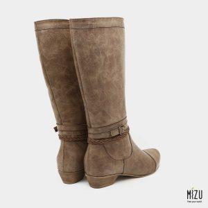 דגם מריאנה: מגפיים בצבע חום