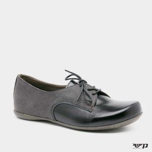דגם עדן: נעליים בצבע שחור