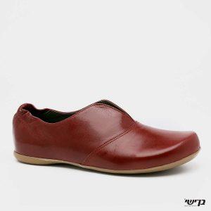 דגם נעמה: נעליים בצבע אדום