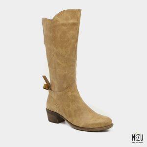 דגם סול: מגפיים בצבע קאמל