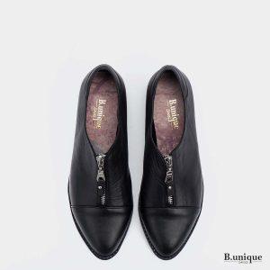 דגם מיילו: נעליים בצבע שחור