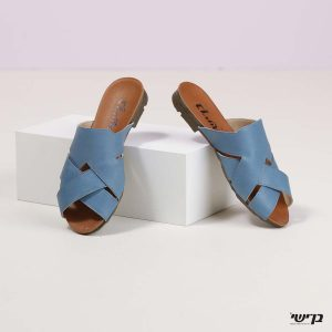 דגם רייצ'ל: כפכפים בצבע ג'ינס