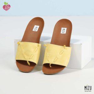 דגם סלין: כפכפים בצבע צהוב