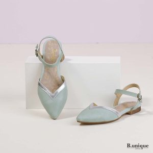 דגם סמנתה: נעליים בצבע מנטה