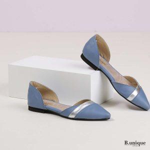 דגם אליסיה: נעליים בצבע ג'ינס