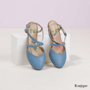 דגם ג'ולייט: נעליים בצבע ג'ינס