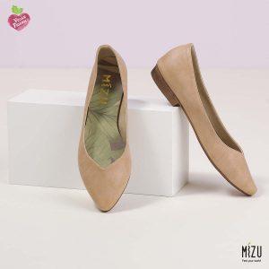 דגם אניטה: נעליים בצבע קאמל