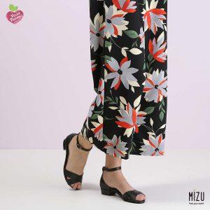בלעדי לאתר - דגם איזמרלדה: נעליים בצבע שחור