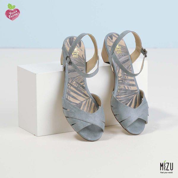 בלעדי לאתר - דגם לוסיאנה: נעליים בצבע ג'ינס