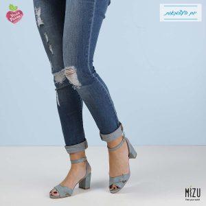 דגם לירון: סנדלים בצבע ג'ינס
